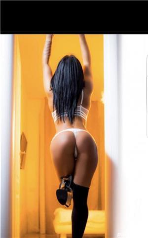 Escorte CJ: Bruneta sexy new in oras Te astept De plasari hotel sau pensiune